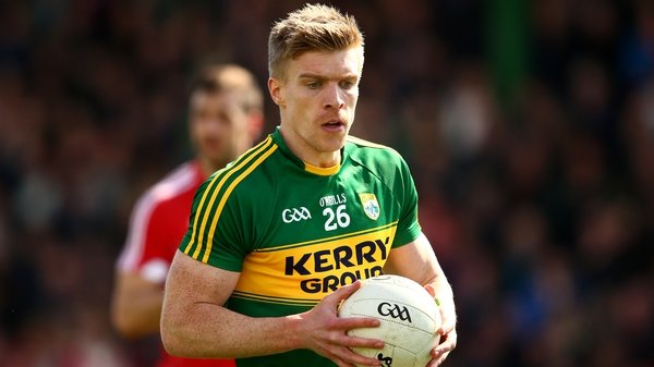 Tommy Walsh struggled for game time with Kerry since his inter-county return