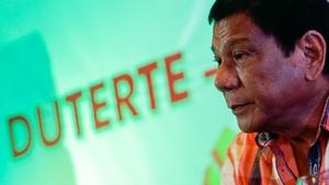 Rodrigo Duterte is expected to take office on 30 June