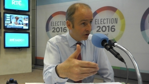 Micheál Martin said that he wanted to give the new Government a fair chance