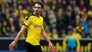 Borussia Dortmund captain Mats Hummels