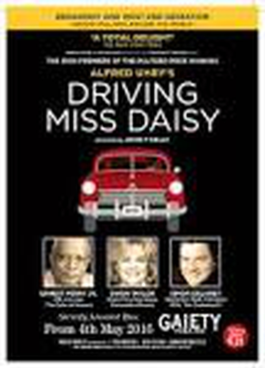 """Driving Miss Daisy"" at the Gaiety Theatre"