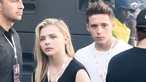 "Chloe Grace Moretz says Brooklyn Beckham is ""pretty"""