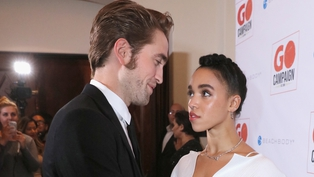 Winter wedding for R Patz and FKA Twigs - RTÉ Ten