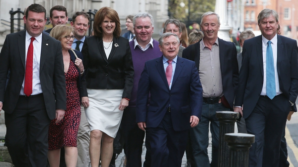 Joan Burton yesterday announced she will step-down as Labour Party leader once her successor is appointed