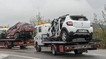 Ireland has become an import destination for car write-offs