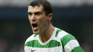 Roy Keane joined Celtic after leaving Manchester United in 2005
