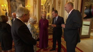 David Cameron was also filmed making undiplomatic remarks to the queen