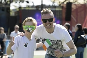 "Nicky Byrne: ""My dad will be there with me in spirit on the night that's for sure"""