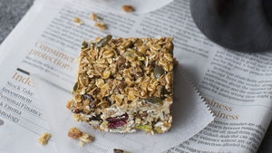 Gearoid Lynch's Gluten Free Breakfast Cereal Bars
