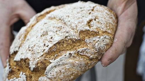 A tasty and gluten-free soda bread.