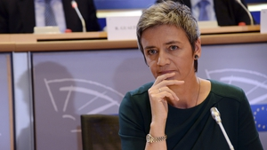 EU Competition Commissioner Margrethe Vestager has blocked the merger deal between the LSE and Deutsche Boerse