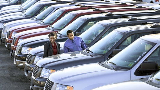Personal Pay Plan for Car Buyers