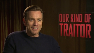 Ewan McGregor talked to TEN about the new espionage thriller, Our Kind of Traitor