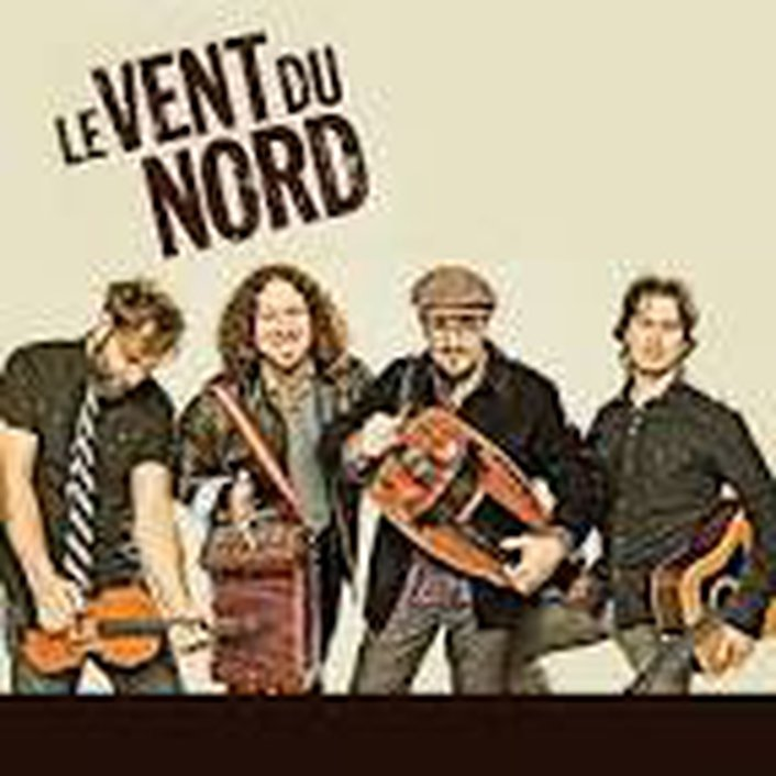 Le Vent du Nord in session