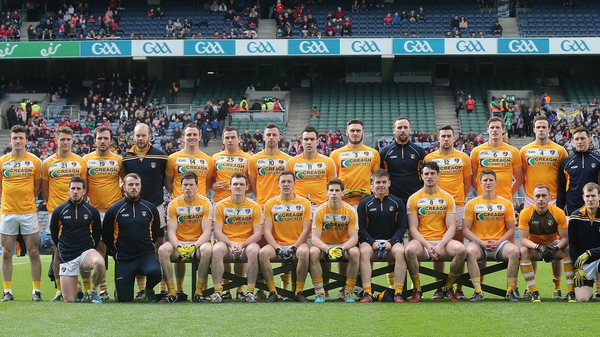 Antrim were twice beaten by Fermanagh in last year's championship