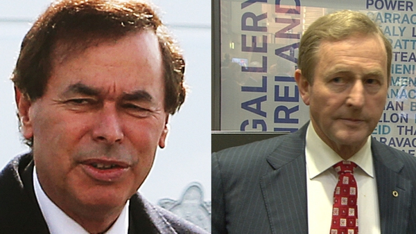 Alan Shatter resigned as justice minister in May 2014