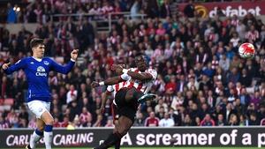 Lamine Kone score a brace as the Black Cats stayed up