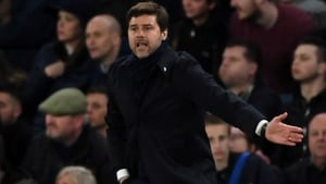 Mauricio Pochettino's Tottenham team face Stoke at 1.30pm on Sunday