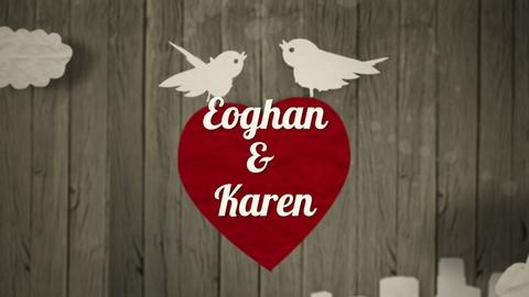 Eoghan and Karen