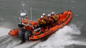 RNLI boats from Aran Islands and Galway were involved in the search (file pic)