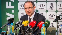 Euro 2016 Extras: Martin O'Neill's 35 Man Squad