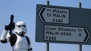 Productions such as Star Wars and Game of Thrones has helped attract visitors to Ireland from abroad