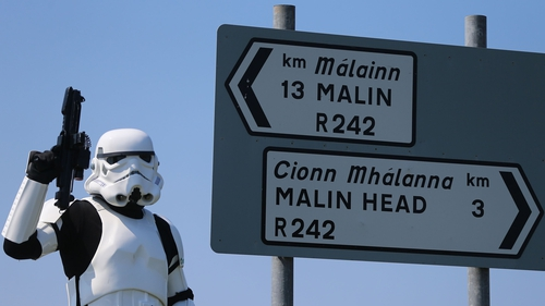 Malin Head in Co Donegal is among the places affected
