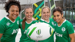 Ireland will face Australia, Japan and France in the RWC pool stages