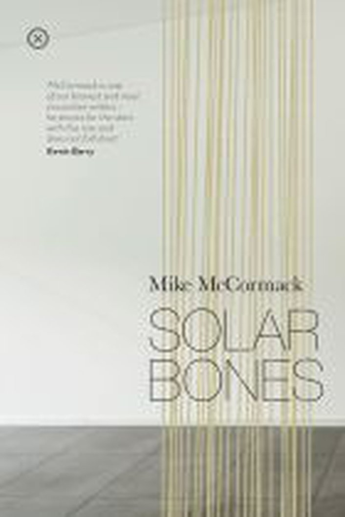 """Solar Bones"" by Mike McCormack"