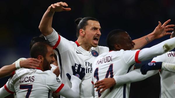Zlatan Ibrahimovic: 'My last game tomorrow at Parc des Princes. I came like a king, left like a legend.'