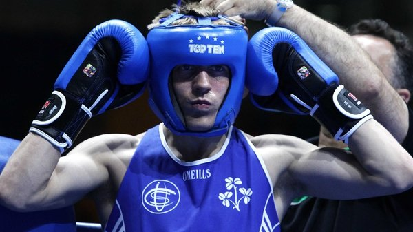 Eric Donovan will make his pro debut on 25 June