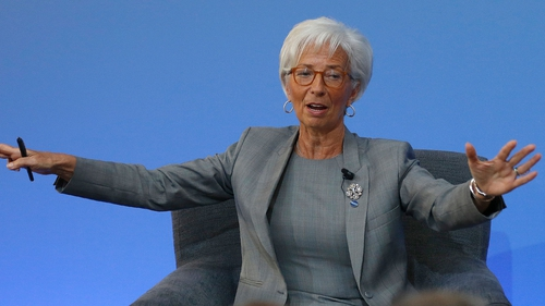 IMF chief Christine Lagarde says not yet enough clarity on new Greek deal