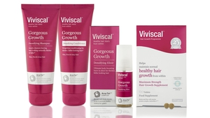 The Viviscal product is sold at 25,000 outlets across the world
