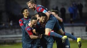 Sligo Rovers will look to get straight back to winning ways