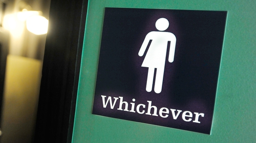 44% of transgender people feel they have to stay in the closet to avoid discrimination at work
