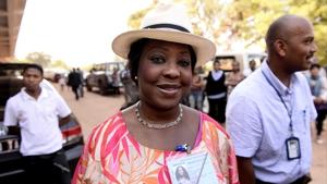 Fatma Samba Diouf Samoura succeeds Jermoe Valcke