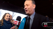 Tom Hanks gives thanks to Irish mentor as he talks to RTÉ TEN on the red carpet
