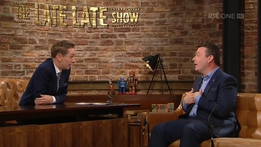 The Late Late Show Extras: Alan Kelly