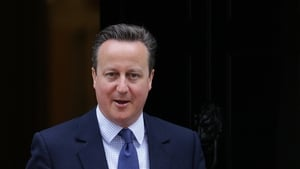 David Cameron said investment in infrastructure would suffer