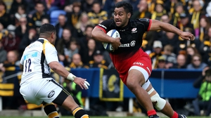 Vunipola missed the entire Six Naitons campaign for England