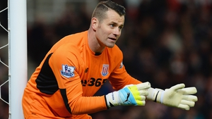 Shay Given looks set to start for Stoke City