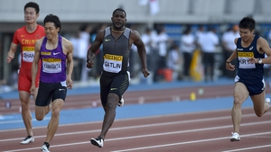Twice banned for drugs offences, Gatlin continues to set fast times