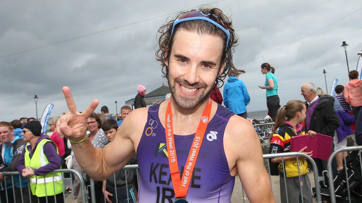 Triathlon: Bryan Keane qualifies for Rio Games - RTÉ Sport