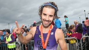Bryan Keane has competed as a runner and a swimmer before turning his hand to triathlon