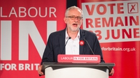 UK commissioner resigns, Labour's Corbyn defiant