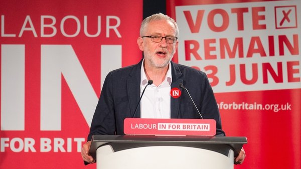 Jermy Corbyn is facing a vote of no confidence as Labour leader next week