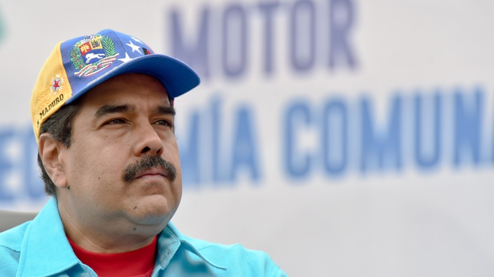 Venezuela president orders state of emergency