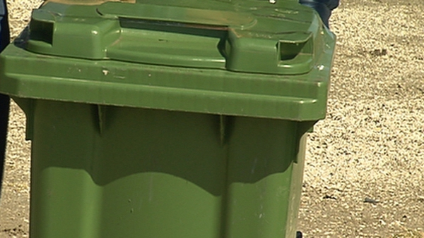 The new pay-by-weight waste collection scheme for green bins was introduced by former environment minister Alan Kelly