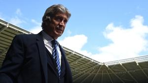 Pellegrini has taken over as Hammers boss