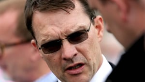 Aidan O'Brien is set to let The Gurkha take on his fellow star three-year-olds over a mile in Berkshire